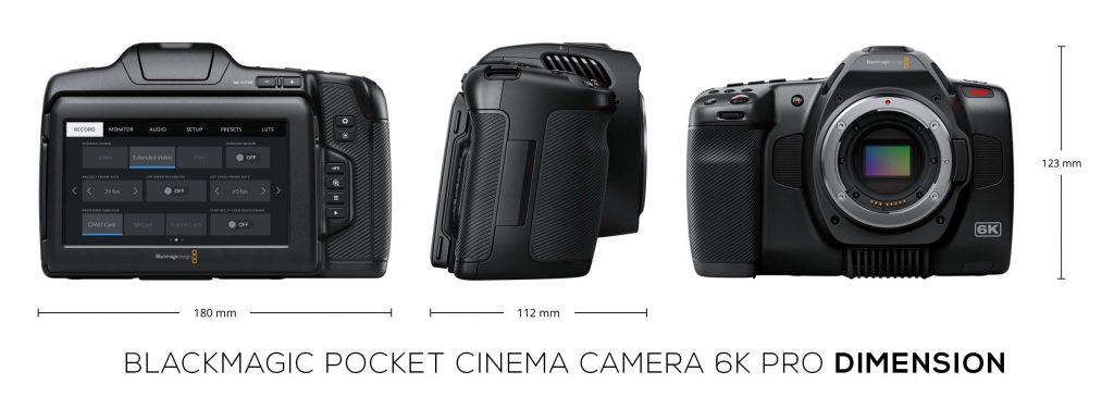 Blackmagic 6K Pro - The Budget Filmmaker Camera We Are Waiting For
