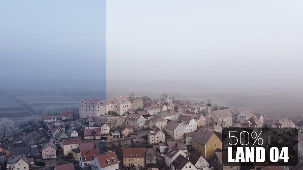 Free Cinematic LUTS