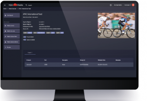 M2A Media and InSync Technology have released the world's first cloud-based live frame rate converter.